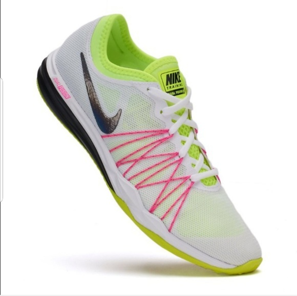 New Womens Nike Dual Fusion TR HIT Trainers Shoes Sale